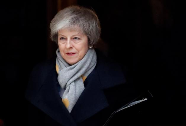 UK Parliament overwhelmingly rejects May's Brexit deal