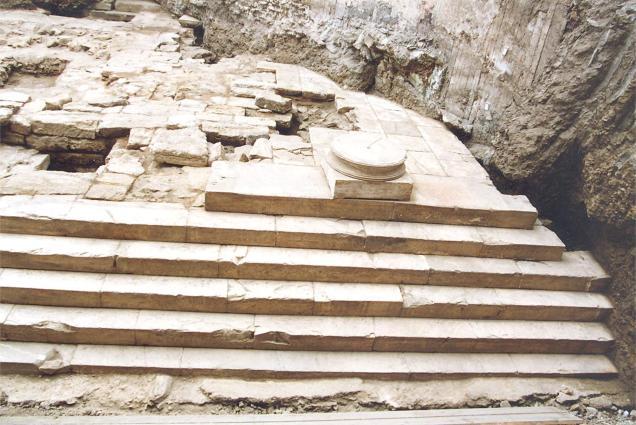Ανάδειξη των πολύ σημαντικών για τη Θεσσαλονίκη αρχαιοτήτων