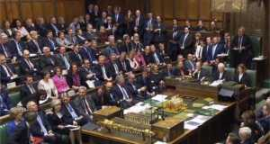 Brexit: Καταψηφίστηκε η συμφωνία της Τερέζα Μέι