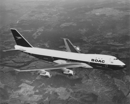 H British Airways γιορτάζει τα 100 της χρόνια ανανεώνοντας τα αεροσκάφη της με αγαπημένα σχέδια από την ιστορία της εταιρείας