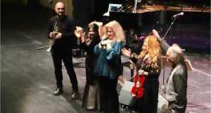 Μάγεψε το κοινό της Θεσσαλονίκης η Ευανθία Ρεμπούτσικα στο Μέγαρο Μουσικής Θεσσαλονίκης