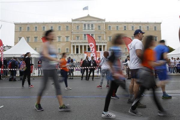 Αυξημένες οι εγγραφές στον 8ο Ημιμαραθώνιο της Αθήνας