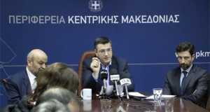 Α. Τζιτζικώστας «152 νέες τουριστικές επενδύσεις στην Περιφέρεια Κεντρικής Μακεδονίας