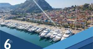 6th Mediterranean Yacht Show Nafplion - May 4 - 8, 2019