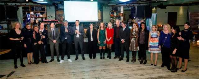 Alitalia welcomes friends and partners to an amazing party in Athens