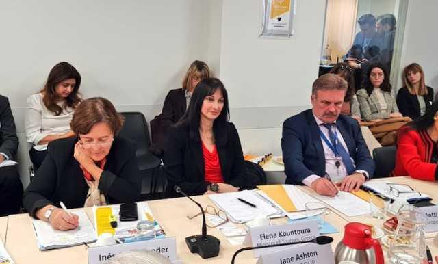 EURACTIV: Η Υπουργός Τουρισμού Έλενα Κουντουρά σε ειδική εκδήλωση του Euractiv στις Βρυξέλλες για το successstory του ελληνικού τουρισμού και το ρόλο του στην οικονομική και κοινωνική πρόοδο της Ευρώπης