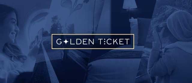 Το Golden Ticket της AEGEAN μπορεί να κάνει το εισιτήριό σου…χρυσό!