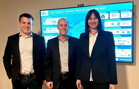 Η Υπουργός Τουρισμού στο InnovateIsrael στο Τελ-Αβίβ για την προώθηση της τουριστικής συνεργασίας μεταξύ Ελλάδας-Ισραήλ μέσω της καινοτομίας και της τεχνολογίας