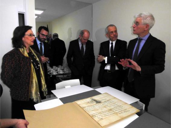 Επιστροφή τριών κειμηλίων από την British Library