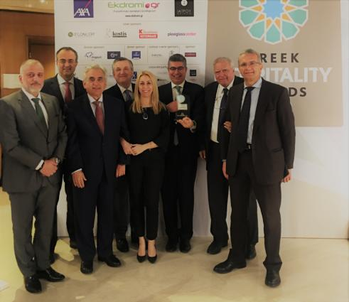 Χρυσή διάκριση για την ATTICA GROUP στα GREEK HOSPITALITY AWARDS 2019