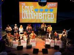 Los Angeles World Airports (LAWA) and Grand Performances present the Love Uninhibited Orchestra (LUO) to launch the third season of LAX Presents