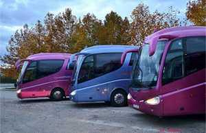 Επαναληπτικός έλεγχος Τουριστικών Λεωφορείων Δημόσιας Χρήσης