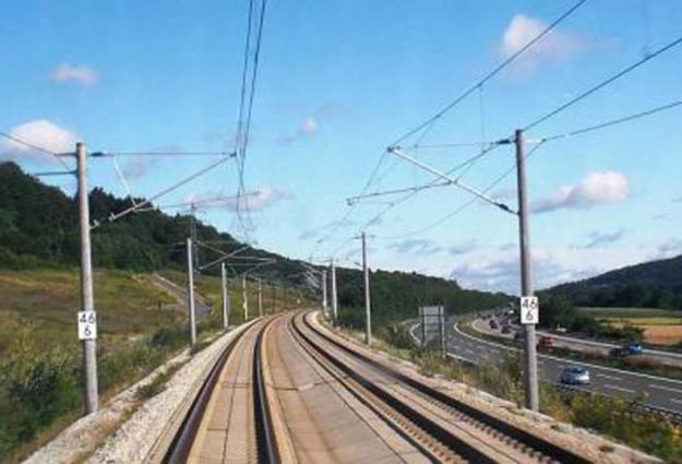 6a21d9d87e1 Σε λειτουργία η Διπλή γραμμή με ηλεκτροκίνηση στο Αθήνα-Θεσσαλονίκη ...