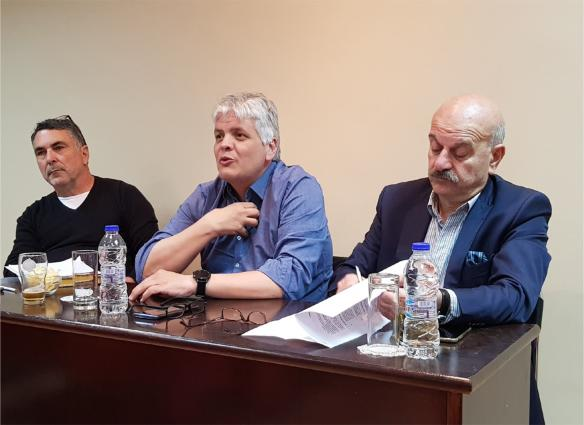 FedHATTA Στη ετήσια γενική συνέλευση των τουριστικών γραφείων Νομού Ρεθύμνης ο κ. Λ. Τσιλίδης