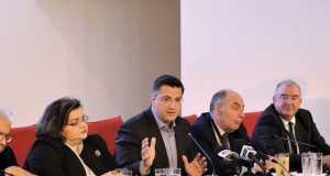 Α. Τζιτζικώστας στο 6ο Technology Forum: «Έτσι θα περάσουμε από το brain drain στο brain gain»