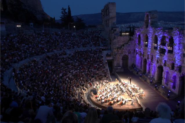 Δυναμική έναρξη για το φεστιβάλ Αθηνών & Επιδαύρου