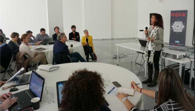 Στην Αθήνα η ετήσια συνάντηση εταίρων του ευρωπαϊκού έργου ROCK – HORIZON 2020 για την ανάδειξη της Πολιτιστικής Κληρονομιάς των Πόλεων