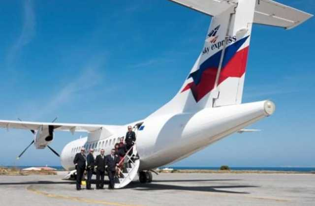 Η Sky Express θα μεταφέρει το Άγιο Φως σε Κέρκυρα, Χανιά, Κω και Κάρπαθο