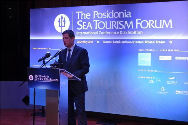 Γενικός Γραμματέας Τουριστικής Πολιτικής και Ανάπτυξης του Υπουργείου Τουρισμού, κ. Γεώργιος Τζιάλλας