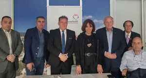 ΟΤΘ, ΠΟΕΤΝ και ΟΕΠΕΘ συνεργάζονται και δρομολογούν κοινές δράσεις για τον τουρισμό της Θεσσαλονίκης