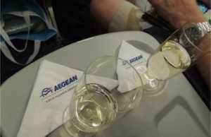 Συνεχίζεται το ταξίδι των κρασιών της Κεντρικής Μακεδονίας σε όλο τον κόσμο μέσα από τη συνεργασία της Περιφέρειας Κεντρικής Μακεδονίας με την Aegean Airlines