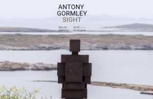 SIGHT | ANTONY GORMLEY ΣΤΗ ΔΗΛΟ | 2 ΜΑΪΟΥ - 31 ΟΚΤΩΒΡΙΟΥ 2019
