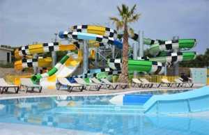 Το ολοκαίνουργιο Waterpark του Creta Maris Beach Resort