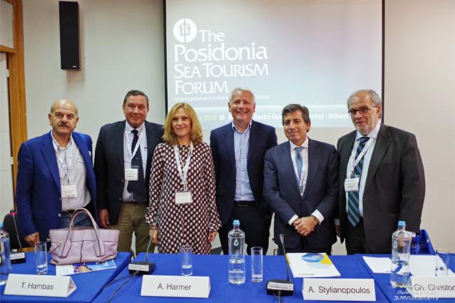 FedHATTA: Workshop για την Κρουαζιέρα στο πλαίσιο του Posidonia Sea Tourism Forum