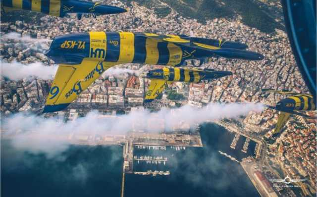 8TH KAVALA AIR/SEA SHOW 2019