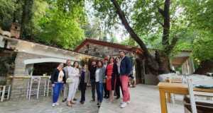 Press trip από τον ΕΟΤ για προβολή της Σάμου και της Λέρου στην αυστριακή αγορά