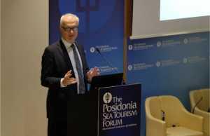 Tom Boardley Γενικός Γραμματέας, CLIA Europe