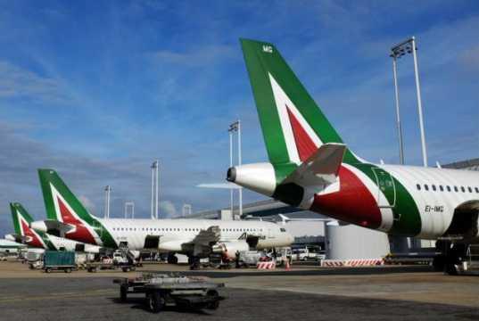 Alitalia: τα έσοδα από την επιβατική κίνηση αυξήθηκαν κατά 5,9% τον Απρίλιο του 2019