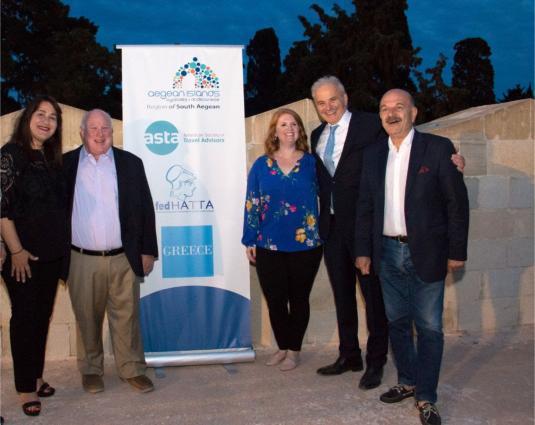 FedHATTA: Ενθουσιασμένοι από την Ελλάδα οι Αμερικανοί τουριστικοί πράκτορες της ASTA – Και νέα επίσκεψη στη χώρα μας το Νοέμβριο
