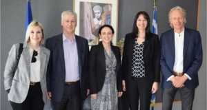Με υπογραφή της Υπουργού Τουρισμού Έλενας Κουντουρά προχωρά το έργο της μαρίνας Μεσολογγίου για την Δυτική Ελλάδα