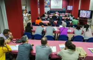 Διάλεξη Ζούρος - Διεθνές Σχολείο Γεωπάρκων