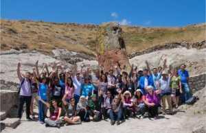 Πάρκο Απολιθωμένου Δάσους - 11ο Διεθνές Σχολείο Γεωπάρκων