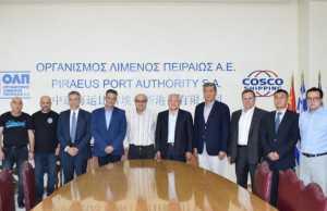 Υπογραφή Νέας Συλλογικής Σύμβασης Εργασίας στον ΟΛΠ και με το Σωματείο των Εργατών