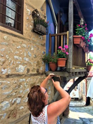 Φωτογραφίζοντας παραδοσιακούς οικισμούς