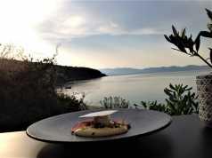 Κρέμα Λεμονιού, από το chef του Avaton Luxury Villas Resort