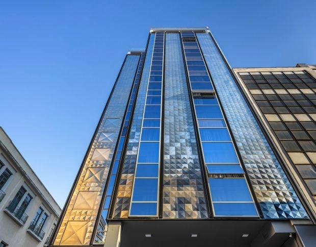 743fda6a5a5 The Pinnacle Athens: Το νέο Aparthotel σε μέγεθος μίνι ουρανοξύστη ...