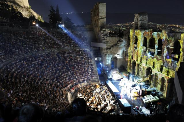 14effd68694 Athens & Epidaurus Festival 2019 Greece's foremost cultural festival ...