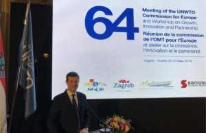 Η Ελλάδα εκλέχθηκε στην Προεδρία της Επιτροπής για την Ευρώπη του Παγκόσμιου Οργανισμού Τουρισμού