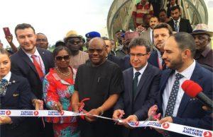 Η Turkish Airlines συνδέει την Αθήνα με το Port Harcourt της Νιγηρίας μέσω Istanbul