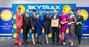 Star Alliance Skytrax 2019