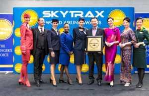 Star Alliance Skytrax 2019