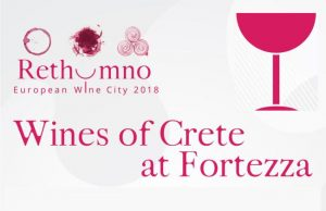 Fortezza 2019 @ Wines of Crete