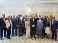 Νέα Διοικούσα Επιτροπή και Διοικητικό Συμβούλιο στο Ελληνο-Αμερικανικό Εμπορικό Επιμελητήριο