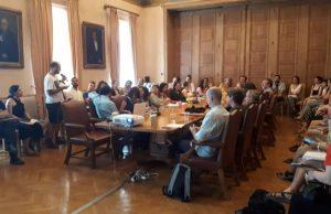 Δίκτυο Πολιτισμού δήμου Αθηναίων Athens Culture Net: Νέα Ομάδα Συνεργαζόμενων Φορέων - Δεκάδες πολιτιστικές ομάδες συζητούν και συνεργάζονται για τον πολιτισμό στις γειτονιές της Αθήνας
