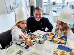 Alexander Hermann, Children's Menu Lufthansa