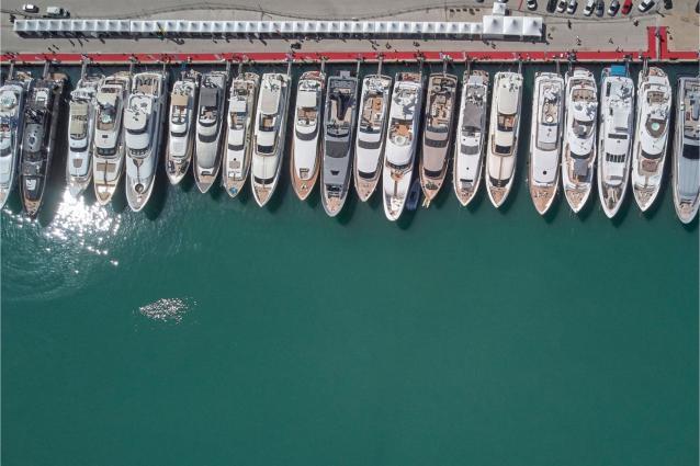 Aνακοινώθηκαν οι ημερομηνίες για το 7ο Mediterranean Yacht Show